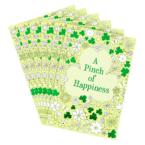 (Hallmark Pack of St. Patricks Day Cards, Pinch of Happiness (6 Cards with Envelopes))
