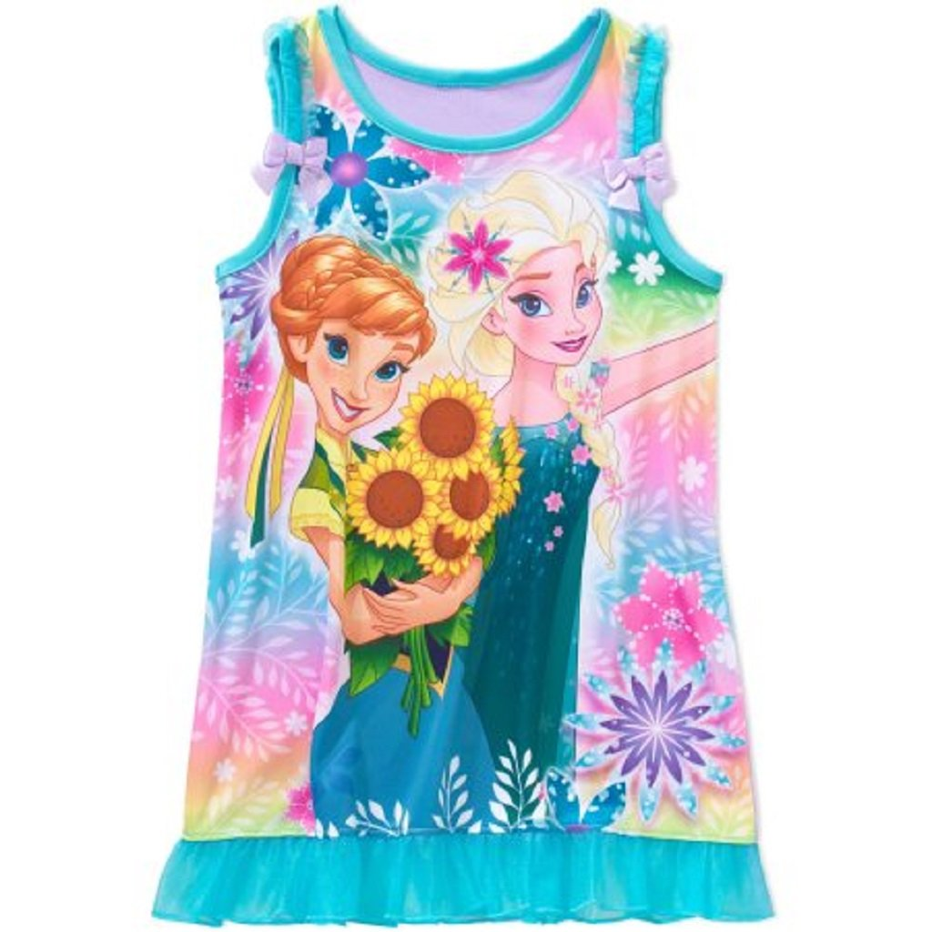 Disney Frozen Elsa Nightgown