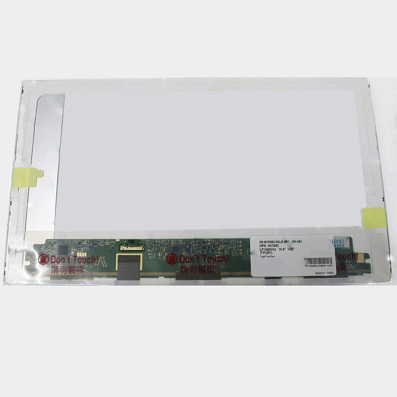 Bblon 15.6'' LCD Screen Display LP156WH2(TP)(B1) CLAA156WA12 for Dell Latitude E6510 E5510