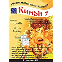 Kundli 7 English and Hindi Language Complete Kundli + Match Making & Tools