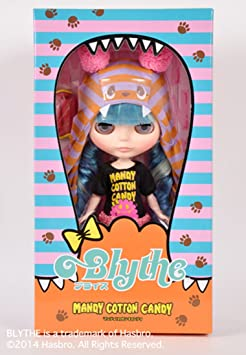 Neo Blythe - Mandy Cotton Candy [Blythe Shop Exclusive] (Japan Import) by Takara Tomy