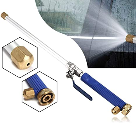 Garden Car Water Gun High Pressure Power Washer Spray Nozzle Wash Cleaning Tools