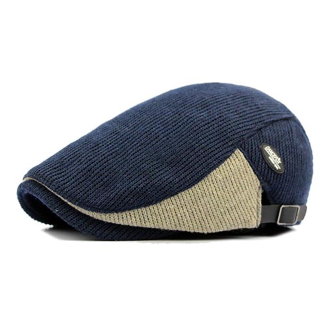 costo moderato 100% di soddisfazione scarpe autunnali Anshili Uomo Cotone Spessore Cappello per l'inverno Cappelli