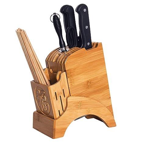 Porta Cuchillos de Cocina Suministros de Cocina Porta ...