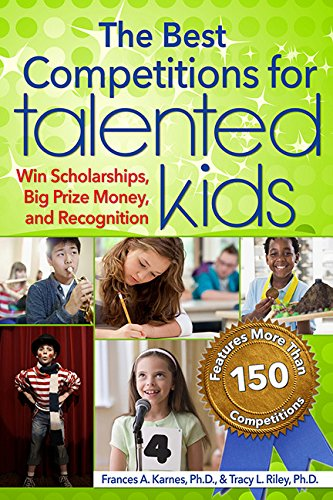 The Best Competitions for Talented Kids: Win Scholarships, Big Prize Money, and Recognition