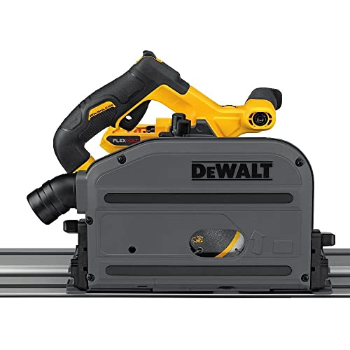 DEWALT DCS520B 60V MAX 6-1 2 165mm Cordless TrackSaw Tool Only