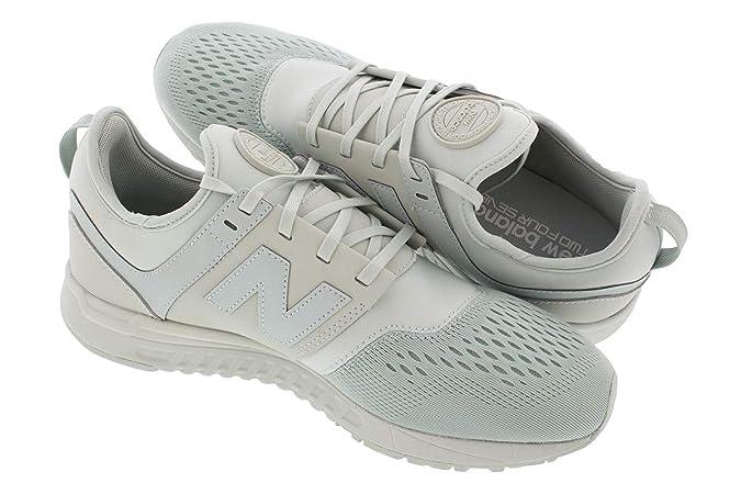 Dettagli su MRL247OL NEW BALANCE 247 VERDE MILITARE Sneakers Uomo