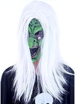 wsjwj Máscaras para Adultos Disfraz de máscara de látex máscara de ...
