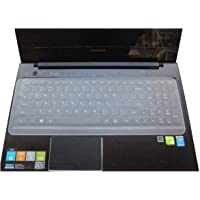 Universal Silicone Keyboard Protector Skin for 14-inch Laptop (Pack of 2)