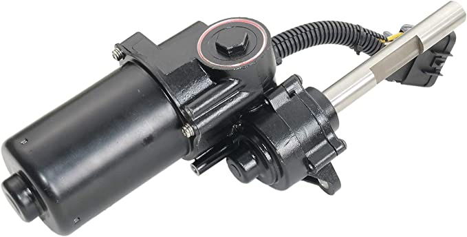 APDTY 141297 Power Running Board Motor Fits Left 2007-2014 Cadillac Escalade Chevrolet Avalanche Tahoe GMC Yukon Driver-Side; Replaces 19303235, 25971282, 15224286, 22778156, 20784792