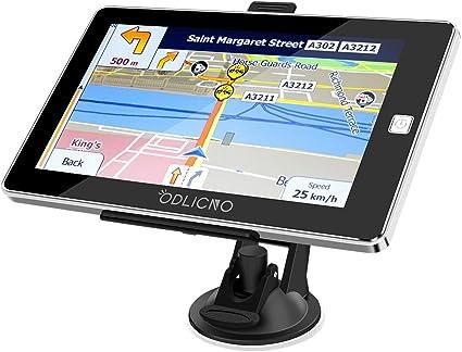 Odlicno Gps Navigator 17 8 Cm Touchscreen Kamera