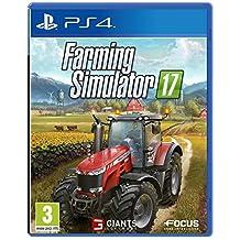Farming Simulator 17 (PS4) (UK)