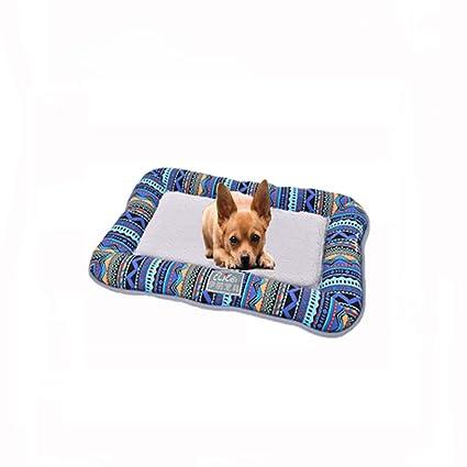 SILD - Colchón para perro, cama para perro, gato, almohada exótica, estilo