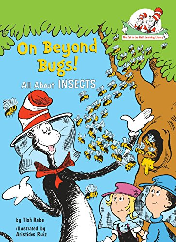 On Beyond Bugs: All About Insects (Cat in the Hat's Learning - Book Hat In Dr Seuss The Cat