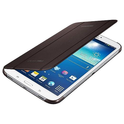 406 opinioni per Samsung EF-BT310BAEGWW Book Cover per Galaxy Tab 8.0, Marrone