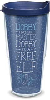 Tritan Clear Luna Quote Insulated Tumbler with Wrap and Lid 24 oz Tervis 1314602 Harry Potter
