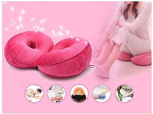 CJY-Cushion Cojín de látex Dual Comfort Cojín Elevador para ...