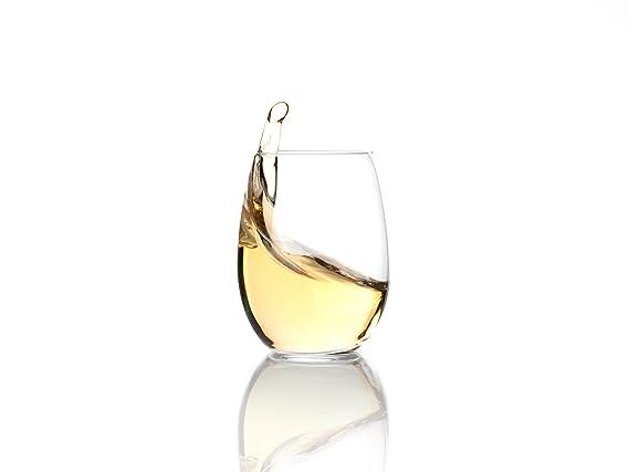 Creative Tops 5193458 Copas de vino sin tallo transparente