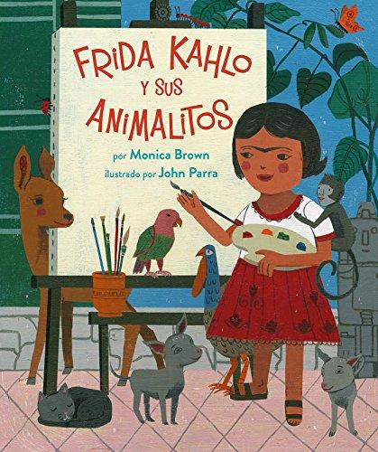 frida-kahlo-y-sus-animalitos-spanish-edition