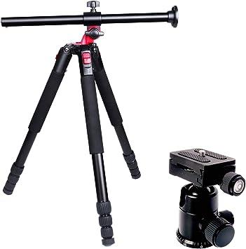 360 Degree Rotational Multi-Angle Macro Shooting Bracket for Digital Camera Black Camera Tripod for DSLR