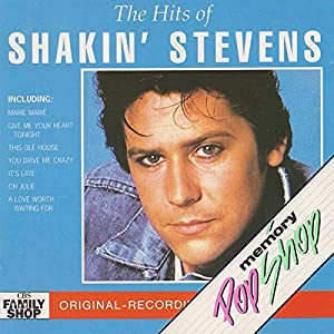 The Hits Of Shakin Stevens Amazon Co Uk Music