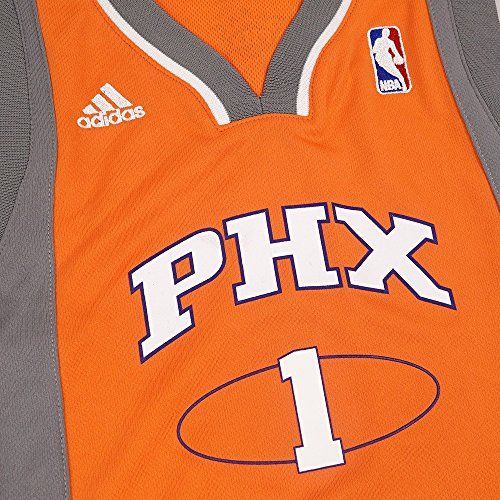 cheap for discount 1f9ef 6ccb1 good Devin Booker Phoenix Suns NBA Adidas Toddler Orange ...
