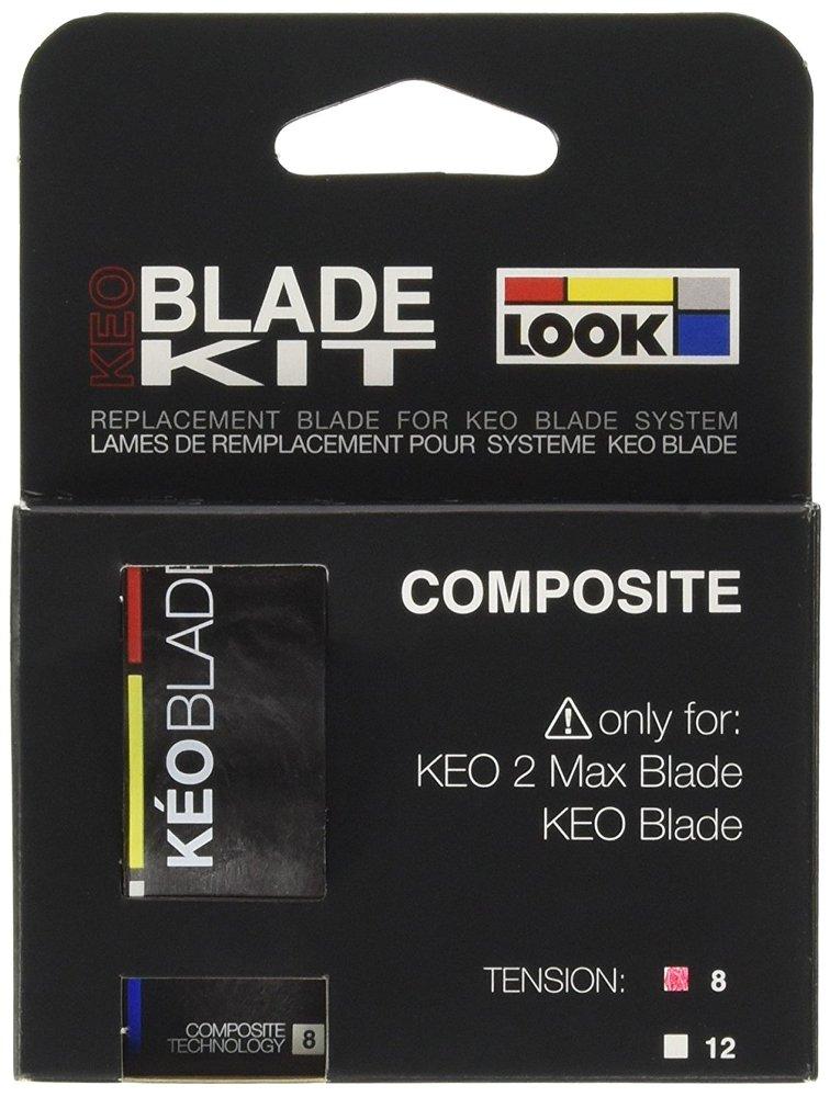 LOOK Unisexs Keo 2 Max Blade Kit-Black 8 nm