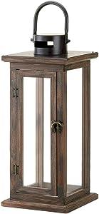 Gallery of Light Koehler Home Decor Perfect Lodge Wooden Lantern