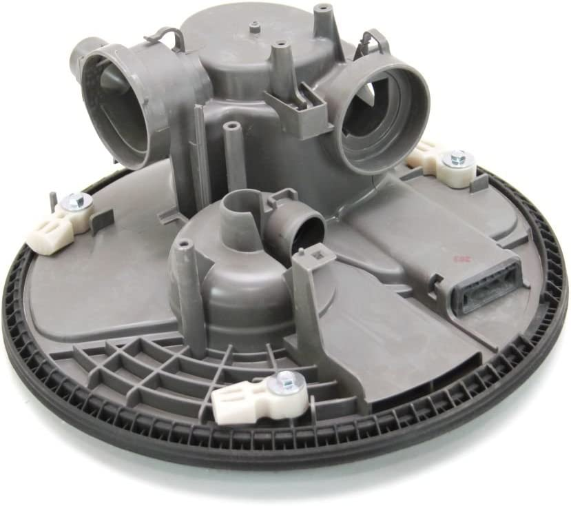 Whirlpool W10455268 Dishwasher Sump and Seal Assembly Genuine Original Equipment Manufacturer (OEM) Part