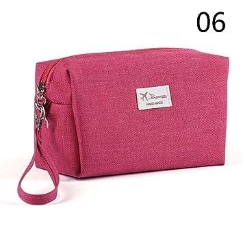 181deda085c3 Amazon.com : Binglinghua Waterproof Travel Makeup Bag Cosmetic Bag ...