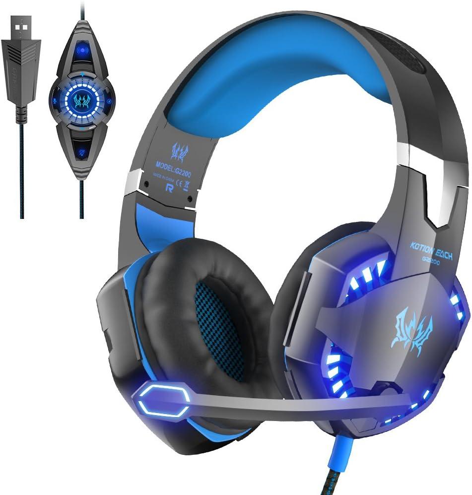 KOTION EACH G2200 Gaming Headphone