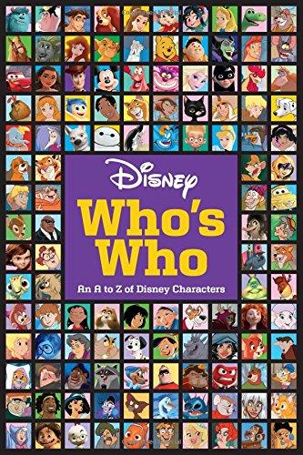 Disney Who's Who Paperback – September 5, 2017 Disney Book Group Disney Storybook Art Team Disney Who' s Who Disney Press