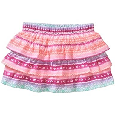 792e4e8c2742 Amazon.com  Garanimals Girls Baby Ruffle Lace Layered Tiereds ...