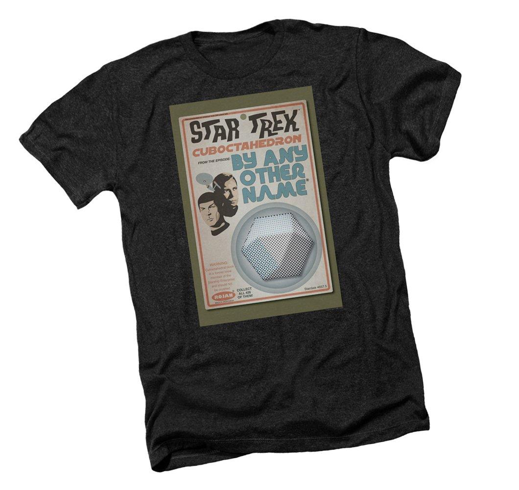 Tos Episode 51 Star Trek Episode Art Adult Heather T Shirt 9714