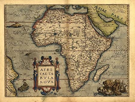 Reproduction Antique Map of Africa (African Continent) by ... on map of ethiopia, map of benin, map of goa, map of martin luther, map of ghana, map of span, map of art, map of adobe, map of amer, map of asia, map of last, map of afr, map of amst, map of univ, map of soc, map of fren, map of history, map of nigeria, map of europe, map of namibia,