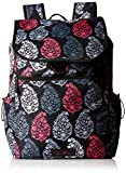 Vera Bradley Women's Lighten up Drawstring Backpack, Northern Lights
