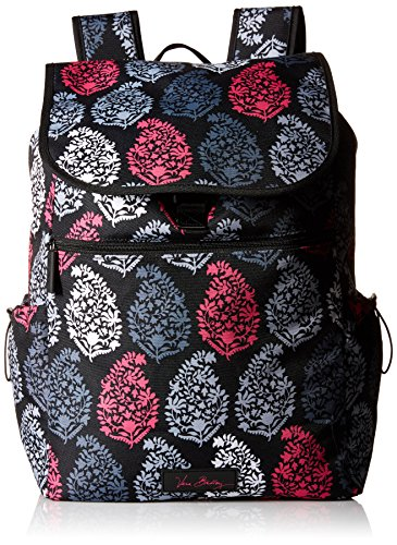 Vera Bradley Women's Lighten up Drawstring Backpack, Northern Lights