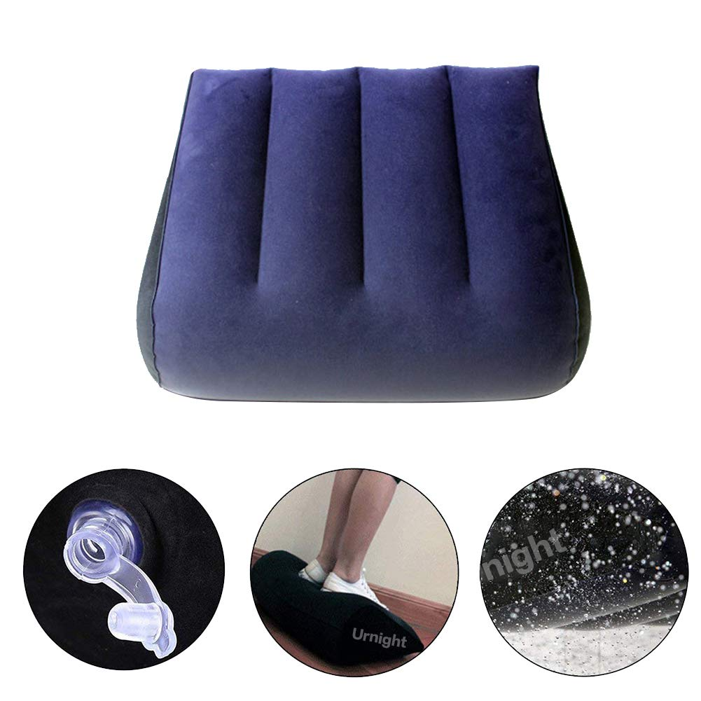 Sexual Almohada material de terciopelo que no daña la piel se puede lavar: Amazon.es: Bebé