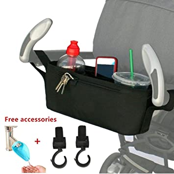 SALE - SCIENCES Stroller Tray,universal fit,lightweight trendy design good for jogging and