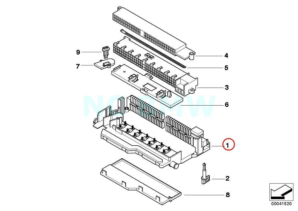 330ci fuse box