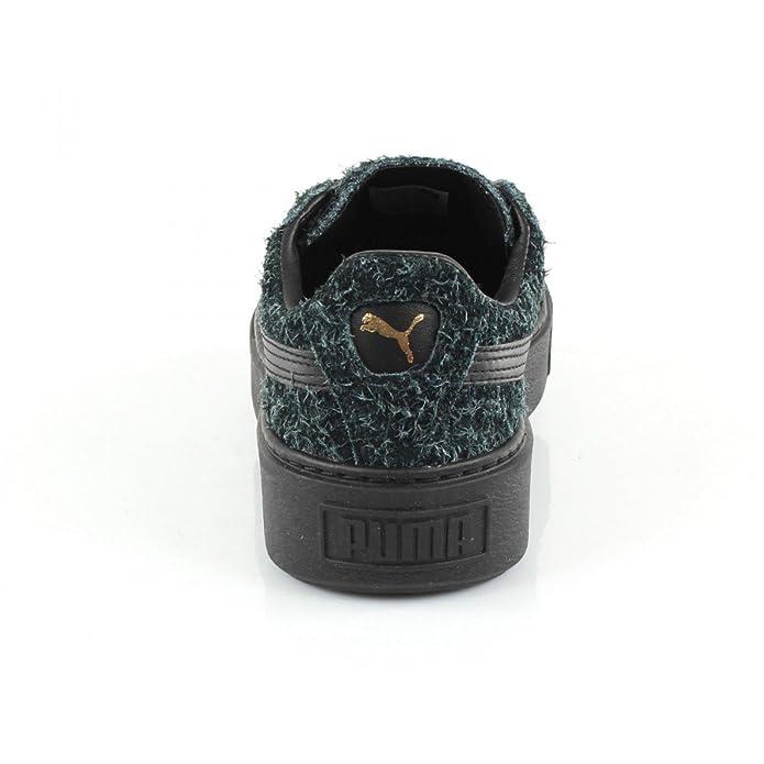 17b08789d32 Puma Suede Platform 36222401 Women  Amazon.co.uk  Shoes   Bags