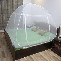 Healthgenie Premium Mosquito Net-White