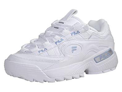 Fila Womens D Formation White ANGF White Size 6.5