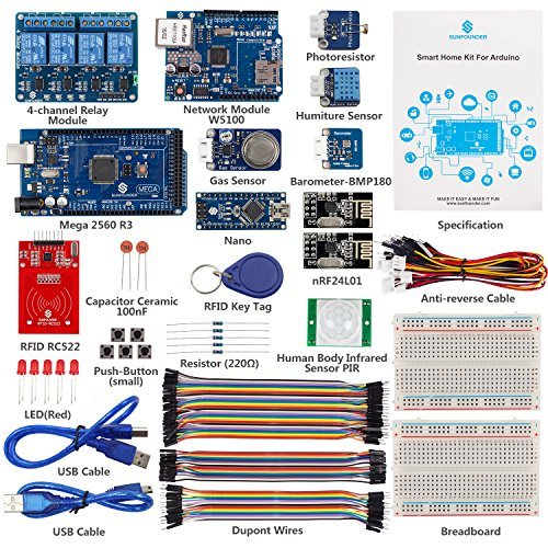 SunFounder Internet Projects Intelligent nRF24L01 product image
