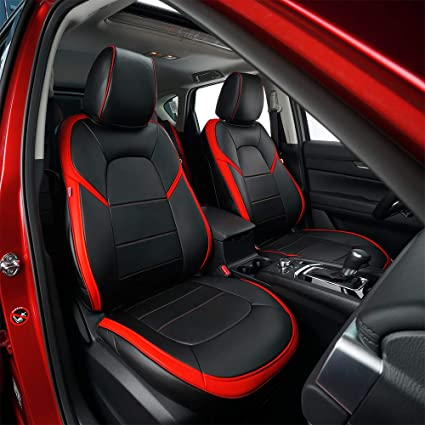 Amazon Com Kust Zd5084w Car Seat Covers For Mazda Cx5 Custom Fit