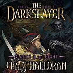 The Darkslayer, Book 2: Blades in the Night