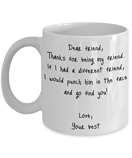 Amazon Funny Friendship Gift