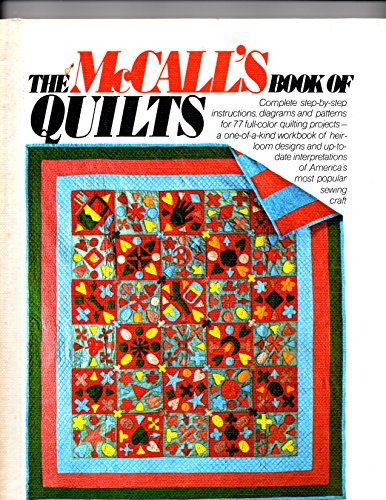 (The McCall's Book of Quilts)