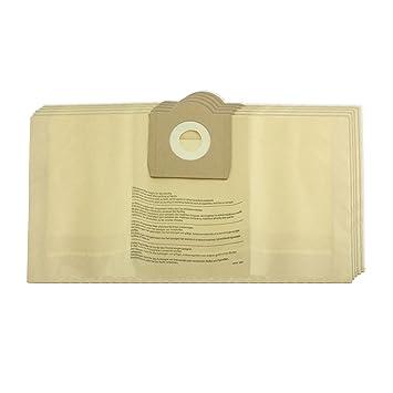 Spares2go fuertes bolsas de polvo para Parkside Lidl aspiradoras (paquete de 5, 10, 15, 20 + ambientadores) 5 Bags: Amazon.es: Hogar