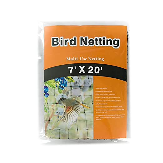 Naite Net Casa Verde 7 pies por 33-ft, pájaros: Amazon.es: Jardín